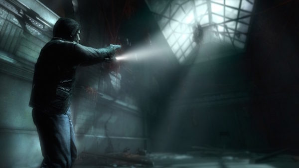 『Alone in the Dark』(画像はATARI公式サイトより、2008年PC版)