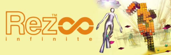 『Rez Infinite』公式サイトより。