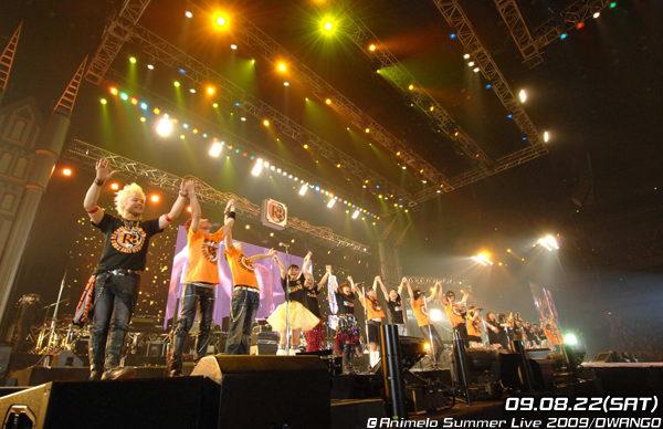 ビートまりお氏が出演した2009年のアニメロサマーライブ(画像は公式サイトより)