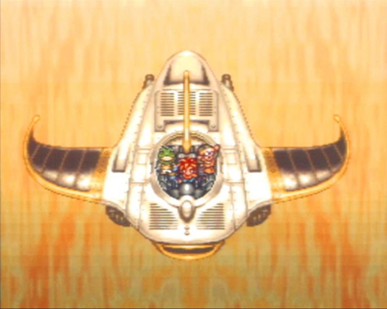 クロノ・トリガー(1995年3月11日/RPG/スクウェア(現スクウェア・エニックス)) (※画像はWiiバーチャルコンソール版です。スクウェア・エニックス公式サイトより)