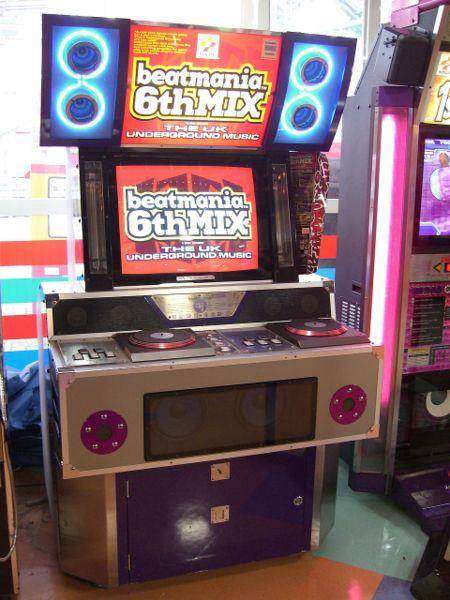 音ゲー普及のきっかけとなった「beatmania」。(画像はWikipediaより)