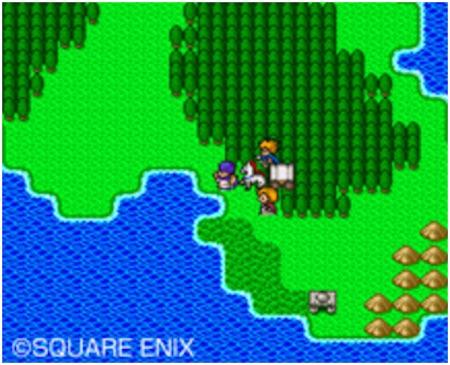 ドラゴンクエストV 天空の花嫁(1992年9月27日/RPG/エニックス(現スクウェア・エニックス)) (画像はドラゴンクエスト誕生30周年ポータルサイトより)