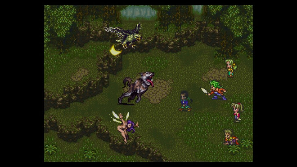 ロマンシング サ・ガ3(1995年11月11日/RPG/スクウェア(現スクウェア・エニックス) (※画像はWiiUバーチャルコンソール版です。任天堂ホームページより)