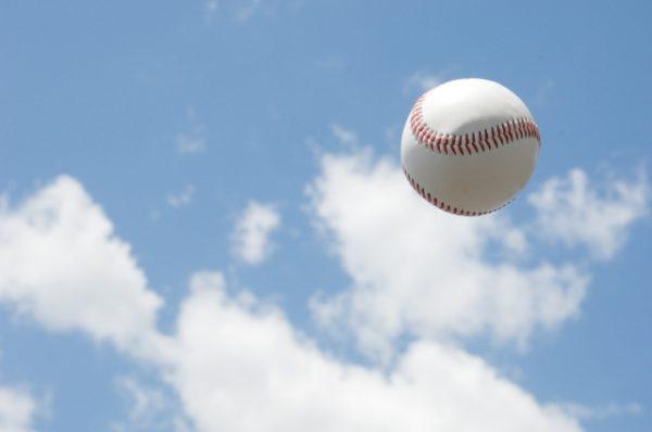 ムチャクチャ緩いボールのイメージ