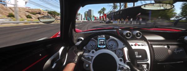 VR向けレースゲーム『DRIVECLUB VR』。(画像はPlayStation公式サイトより)