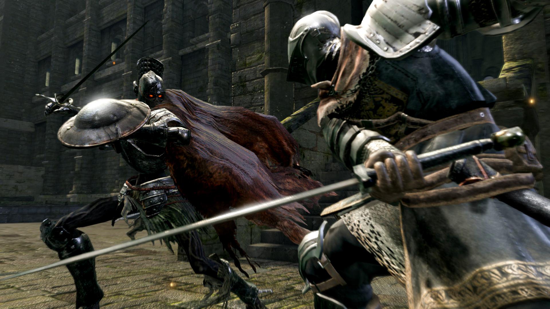 ラスボスを一撃で討伐 ダークソウル リマスタード で華麗な 致命