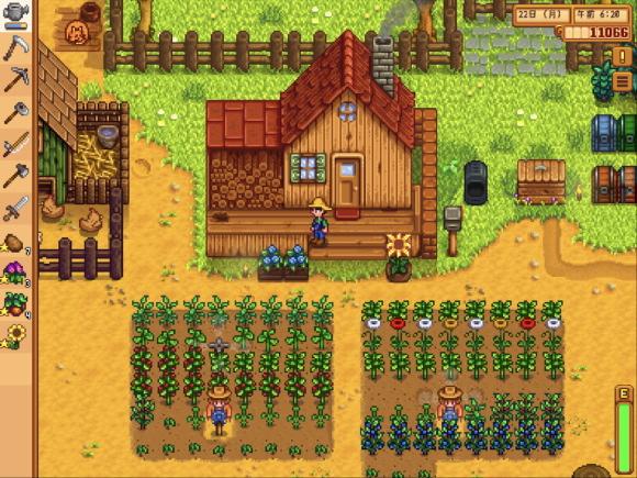 牧場物語みたいなアプリ