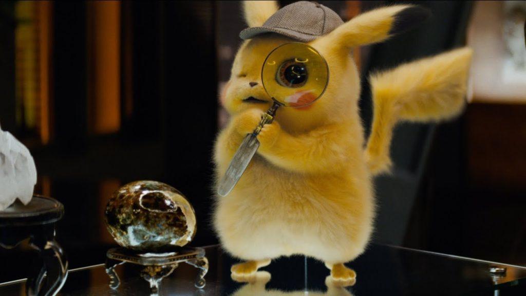 実写映画版『名探偵ピカチュウ』のハイテンションな最新映像が公開。怪し気な闘技場でリザードンと対決、ミュウツーも降臨