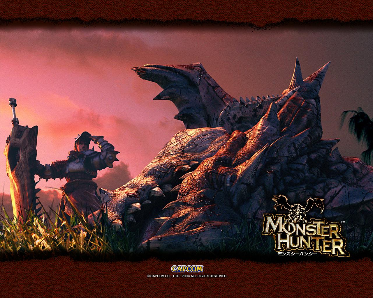 モンスターハンター 15周年 Ps2で生まれたオンラインゲームは