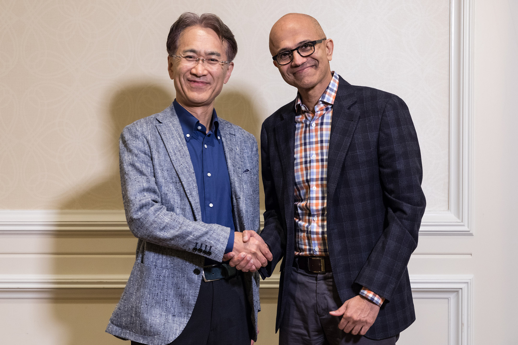 ソニーとマイクロソフト、戦略的提携を発表。クラウドやゲームストリーミングの共同開発を進める