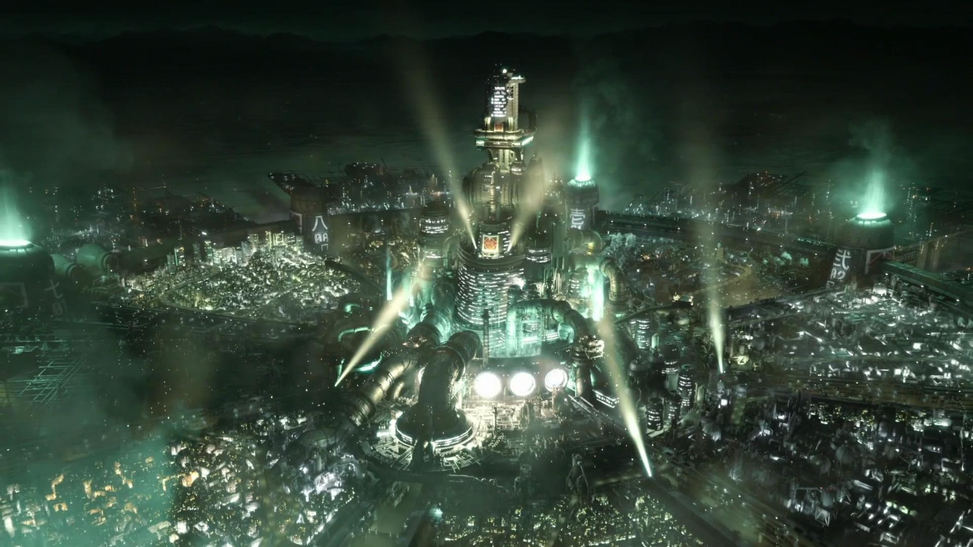 Ff7 リメイク は原作 オリジナル版 からどれくらい進化した 比較画像でわかるキャラクター 戦闘システム 街の変化