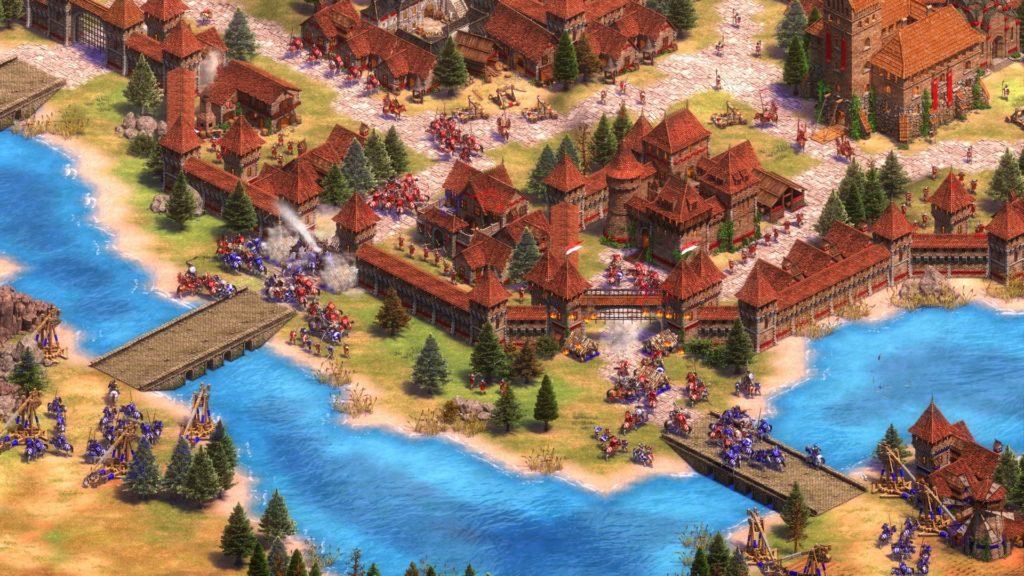 99年リリースのRTS金字塔を現代向けにリマスターした決定版『Age of Empires II: Definitive Edition』が11月15日リリース決定。新たな文明やキャンペーンも追加