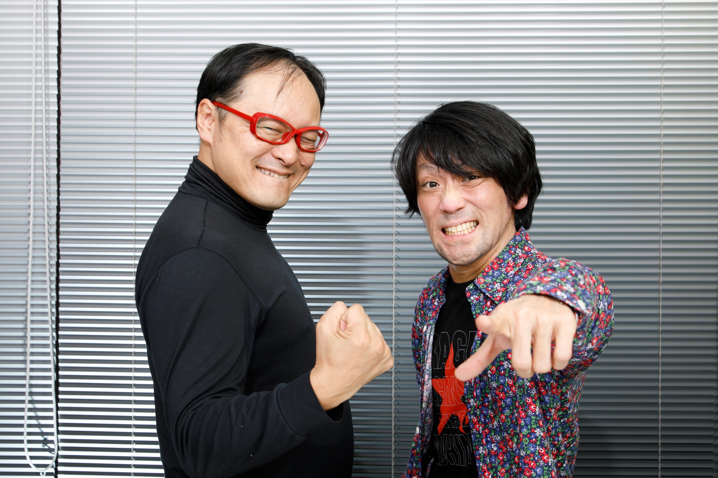【インタビュー】光吉猛修×祖堅正慶