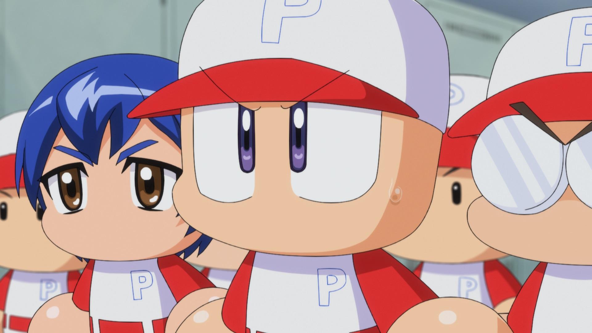 野球愛×友情×青春の3拍子が揃った胸熱ストーリーがやばい! 人気ゲームをWEBアニメ化した「パワフルプロ野球 パワフル高校編」先行試写会をレポート