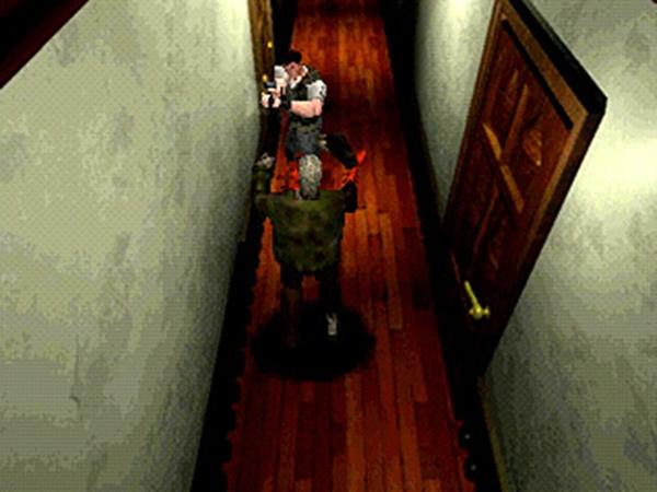 バイオハザード(PlayStation Store 公式Webマガジン)より