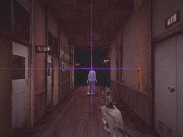 ※2 視界ジャック:敵やほかの人間の視界を盗み見ることができる「SIREN」シリーズの特徴的なシステム。  ※画像はPS2ゲームアーカイブス版『SIREN』(プレイステーションオフィシャルサイトより)