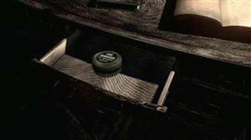 『バイオハザード』のインクリボン(セーブを可能にする)の使用に頭を悩ませたプレイヤーは多かったはずだ。  ※画像は『バイオハザード HDリマスター』のものです。(カプコン公式サイト ニュースリリースより)