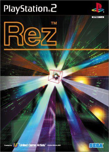 2001年に発売された『Rez』。