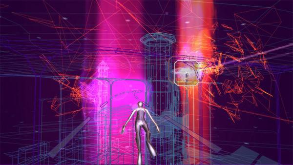 『Rez Infinite』 (画像はplayStation.comより)