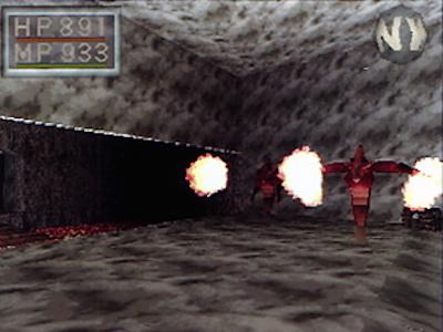 ※『キングスフィールドⅡ』  『キングスフィールド』は、1994年にフロム・ソフトウェアから発売された、プレイステーション用のアクションRPG。初代プレイステーションの発売とほぼ同時期の作品ながら、その性能を駆使したリアルタイム3Dグラフィックと、高難易度のストイックなゲーム内容が話題となって、口コミで人気が広がりシリーズ化された。なかでも1995年発売の『キングスフィールドⅡ』は、シリーズ最高傑作の呼び声が高い。  (※画像はゲームアーカイブス版です。プレイステーション® オフィシャルサイトより)