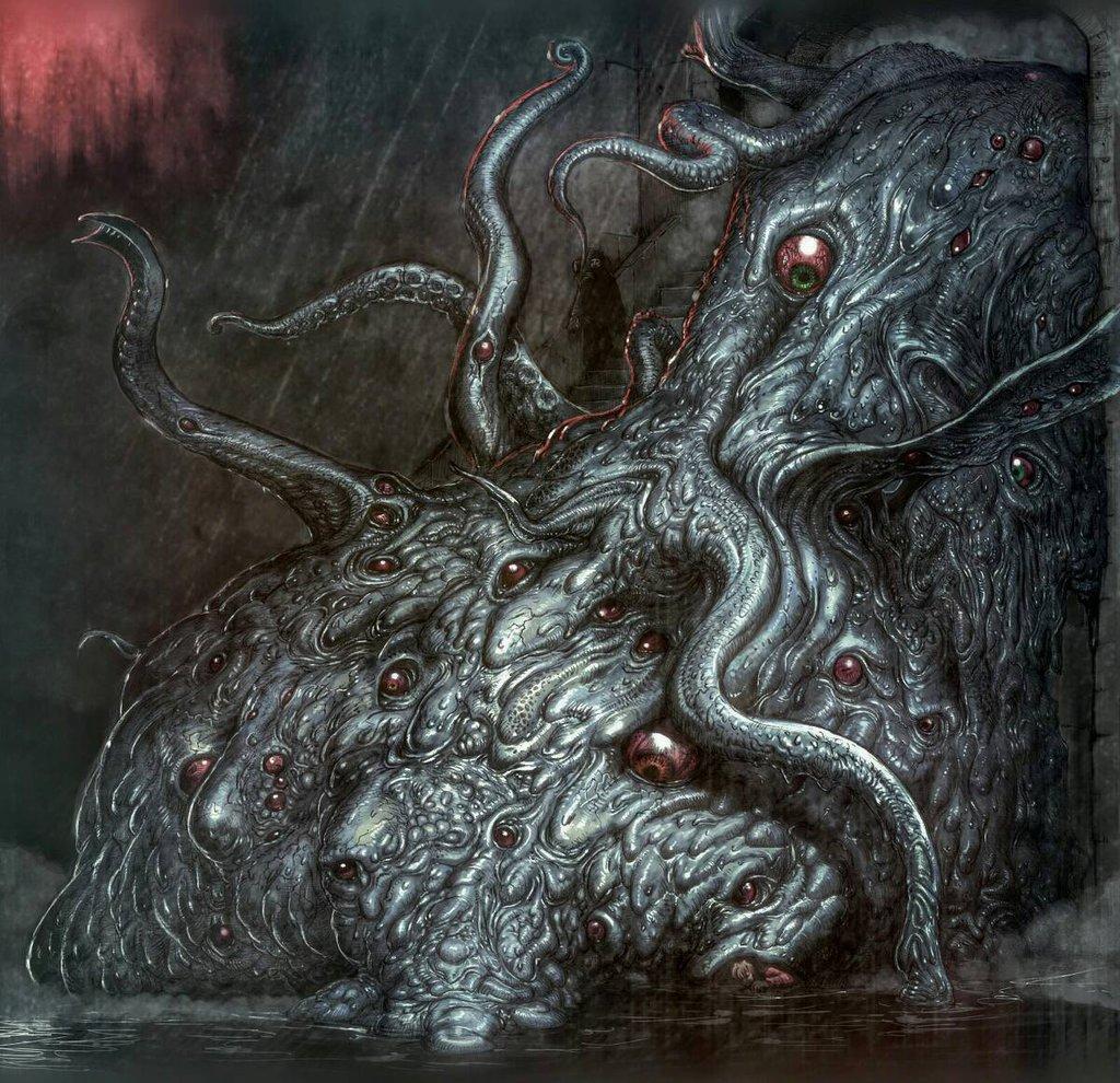 「クトゥルフ神話」の画像検索結果