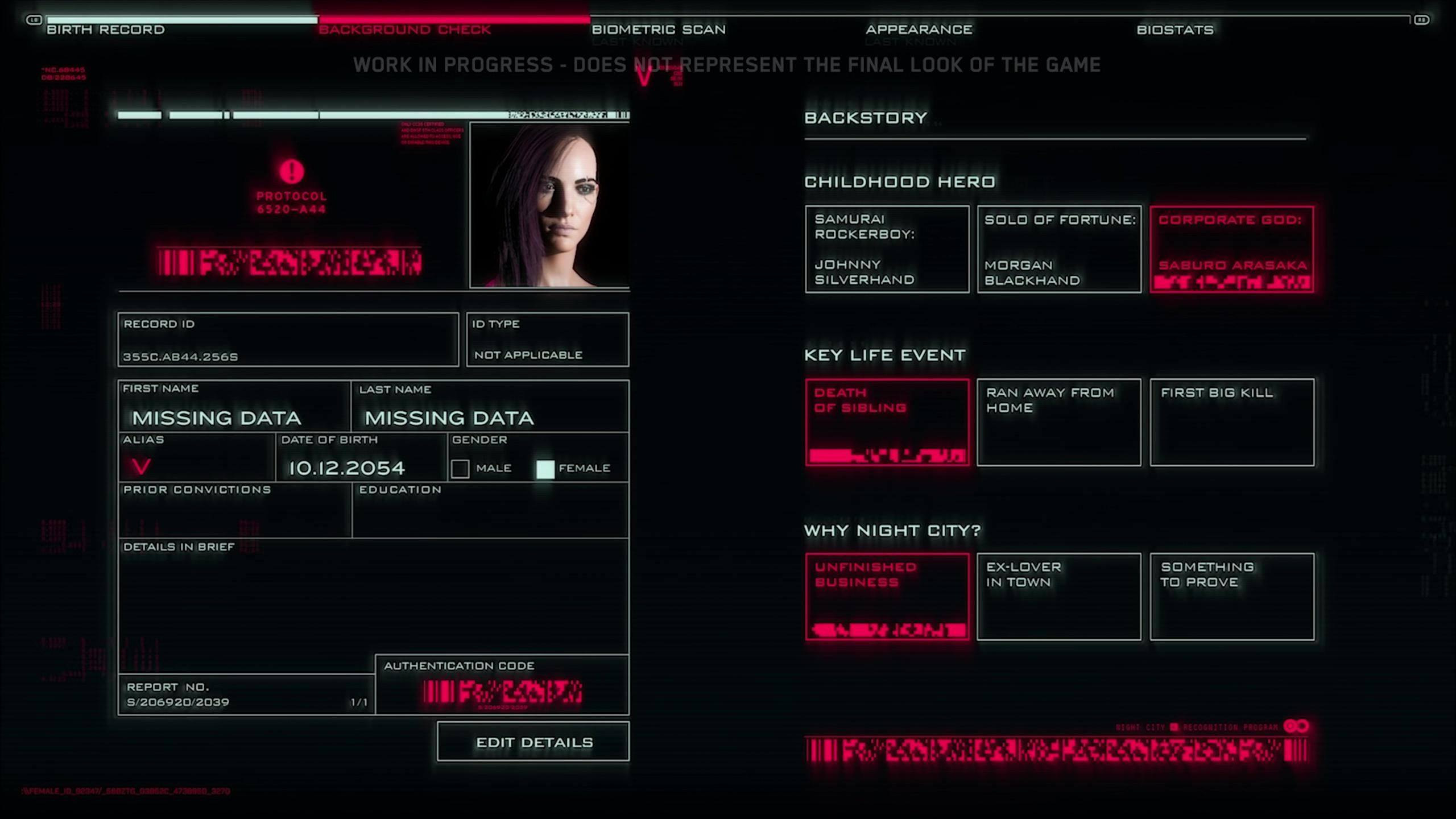 期待のサイバーパンクrpg cyberpunk 2077 の初プレイ映像では何が示