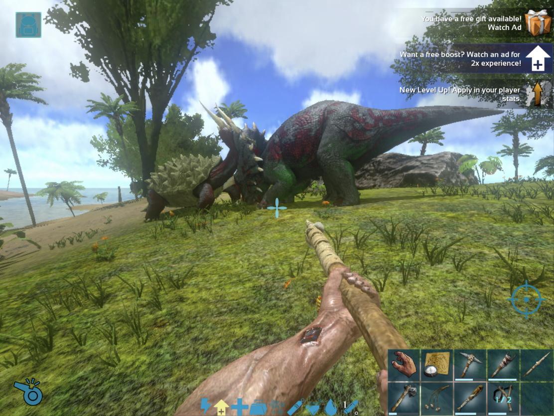 Ark トリケラトプス