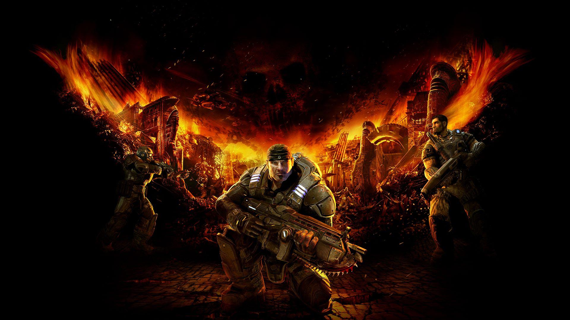 gears of war の生みの親クリフ ブレジンスキー氏 二度とゲームを